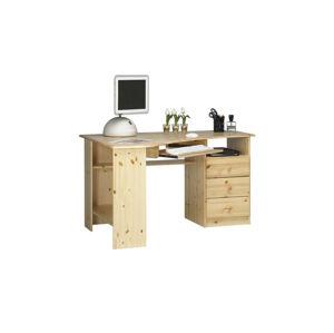 Sconto Rohový PC stôl KENT 279/19