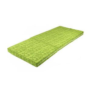 Sconto Skladací matrac MARMOR zelená