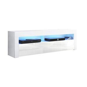 Sconto TV stolík MEX 160 biela