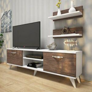Sconto TV stena AVA II orech/biela