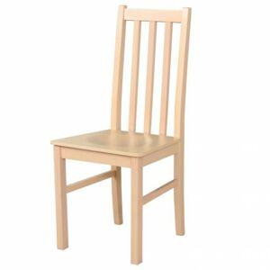 Sconto Jedálenská stolička BOLS 10 D dub sonoma