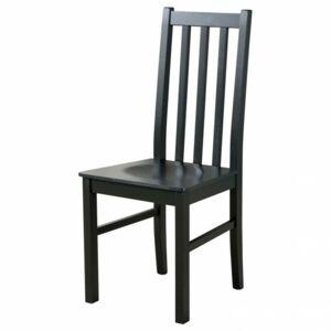 Sconto Jedálenská stolička BOLS 10 D čierna