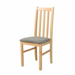 Sconto Jedálenská stolička BOLS 10 buk/sivá