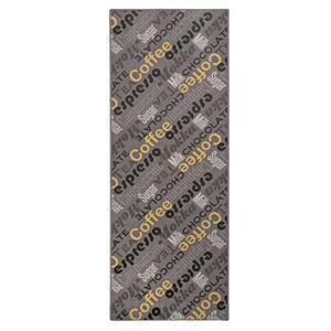 Sconto Koberec CAPPUCCINO 2 67x180 cm, sivá
