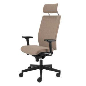 Sconto Kancelárska stolička CONNOR béžová
