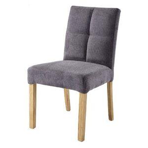 Sconto Jedálenská stolička DAKOTA sivá