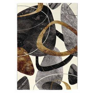 Sconto Koberec DIAMOND 4 abstraktný vzor, 140x200 cm