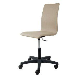 Sconto Kancelárska stolička FLEUR béžová