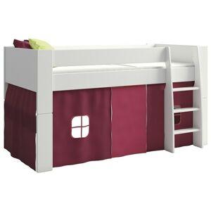 Sconto Textilný domček FOR KIDS ružová