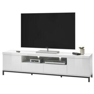 Sconto TV stolík GORDON 2 biela