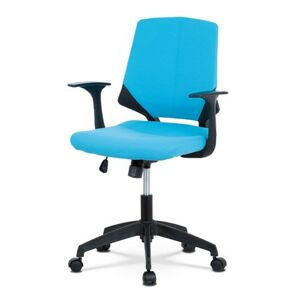 Sconto Kancelárska stolička GORO modrá