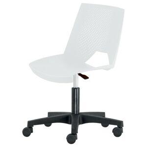 Sconto Kancelárska stolička GREVE biela