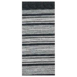 Sconto Koberec LAOS 3 čiernobiela, 75x160 cm
