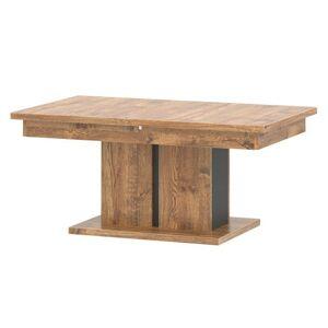 Sconto Konferenčný stolík RIAN dub/čierna